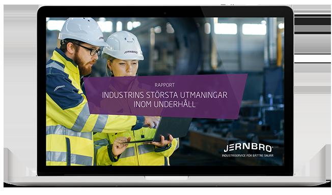 Ladda ner Jernbros rapport om industrin största utmaningar