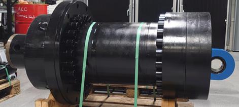 cylinderrenovering, hydraulcylinder