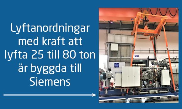 Lyftanordning, Siemens