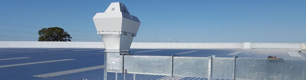 energieffektivisering, ventilation