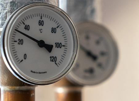 Värmesystem, Energieffektivisering